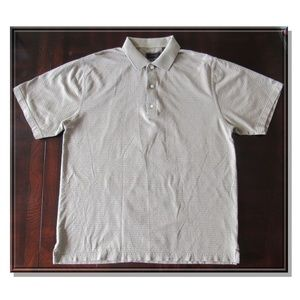 Greg Norman Play Dry Series Polo Sports Shirt Top